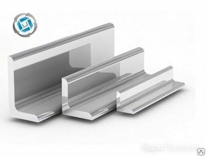 Уголок алюминиевый (профиль) неравнополочный 30х20х1,5 мм, АД31Т1 по цене 156₽ - Уголки, кронштейны, держатели, фото 0