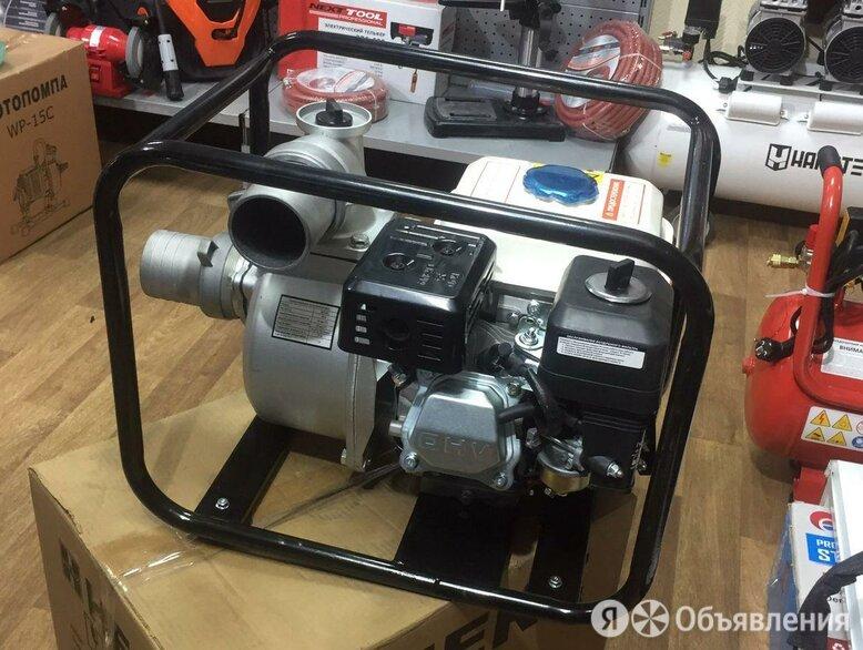 Мотопомпа Herz WP-60C по цене 7900₽ - Насосы и комплектующие, фото 0