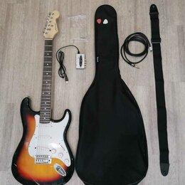 Электрогитары и бас-гитары - Электрогитара + набор , 0