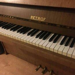 Клавишные инструменты - Пианино Petrof Градец Кралове Чехия 1982 год в идеале, 0