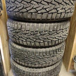 Шины, диски и комплектующие - Шины шипованные с дисками R15 195/60 Nokian tyres Normand 7, 0