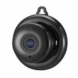 Камеры видеонаблюдения - Мини WiFi IP Камера с датчиком движения, 0