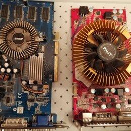 Видеокарты - Видеокарта Palit 9600 GT 512 Мб и Asus C277 , 0