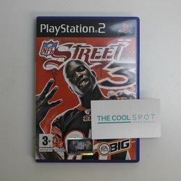 Игры для приставок и ПК - Игра NFL Street 3 для Playstation 2, 0