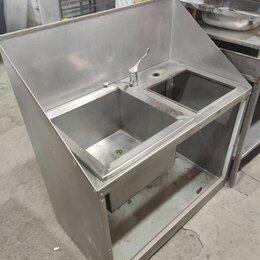Прочее оборудование - Ванна моечная 2х-секционная, 0