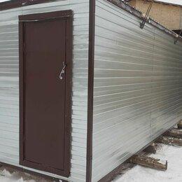 Готовые строения - бытовки металлические, 0
