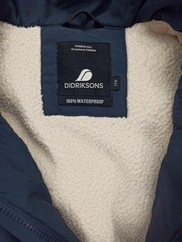 Куртки и пуховики - Продам пуховик Didriksons детский, 0
