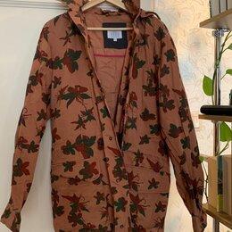 Куртки - Лёгкая парка куртка devo унисекс (S-M), 0