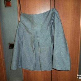 Юбки - Продаю юбку школьную б/у в отличном состоянии, 0