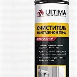Строительные очистители - Очиститель монтажной пены Ultima 500ml, 0