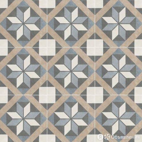SANT AGOSTINO Patchwork Classic 04 20X20 по цене 5915₽ - Плитка из керамогранита, фото 0