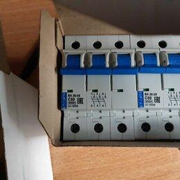 Защитная автоматика - Выключатель автоматический ВА 25-29 C50, 0