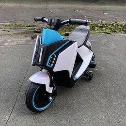 Электромобили - Детский скутер, 0