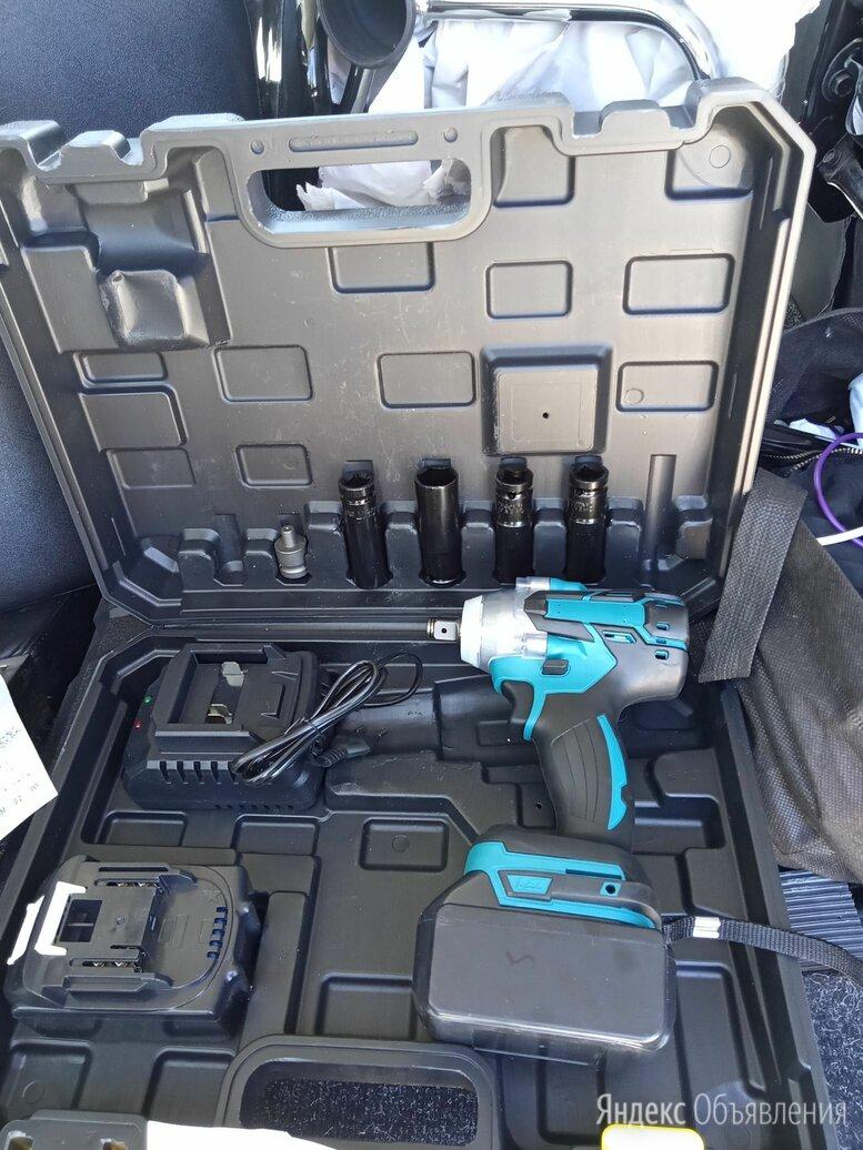 Гайковёрт аккумулятор 108 вольт по цене 6500₽ - Гайковерты, фото 0