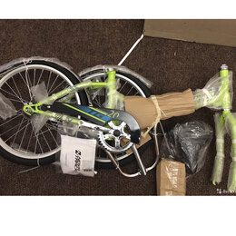 Велосипеды - Велосипед Novatrack TG 20 Classic, 0
