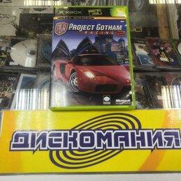 Игры для приставок и ПК - Project Gotham Racing 2 PAL (Xbox), 0