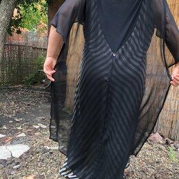 Платья -  Вечернее платье в пол Mat, 54р, 0