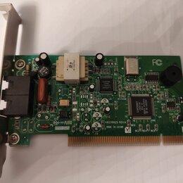 Сетевые карты и адаптеры - Модем Lucent 1646T00 PCI, 0