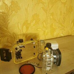 Аксессуары - Подводный бокс для Canon g16, 0