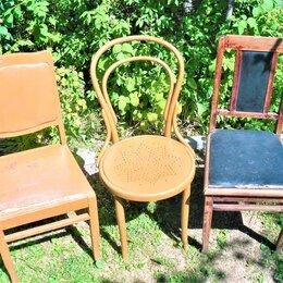 Стулья, табуретки - Старинные  стулья 50-х венские    СССР Советский   массив дерева ретро винтаж, 0