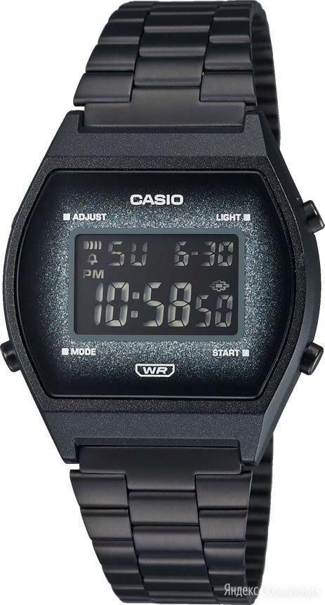 Наручные часы Casio B640WBG-1BEF по цене 7390₽ - Наручные часы, фото 0