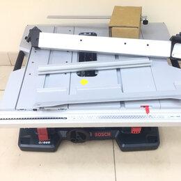 Рубанки - Распиловочный станок Bosch GTS 10 XC, 0