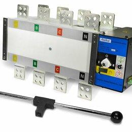 Блоки питания - Реверсивный рубильник (Блок ATS) SKT1 2000A, 0