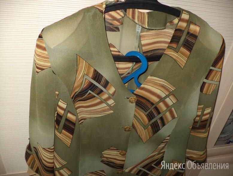 Комплект (темно-оливковый) по цене 400₽ - Блузки и кофточки, фото 0