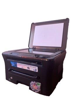 Принтеры и МФУ - Принтер черно-белый лазерный  Samsung SCX 4300., 0