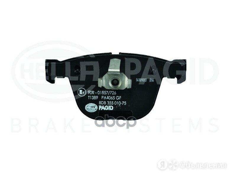 Колодки Зад.Bmw 3 (E90/93), 5 (E60/61), 7 (E65/E66) 03-> HELLA PAGID арт. 8DB... по цене 3950₽ - Тормозная система , фото 0