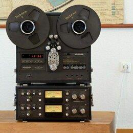 Музыкальные центры,  магнитофоны, магнитолы - Японский катушечный стерео магнитофон Technics rs-1800 , 0