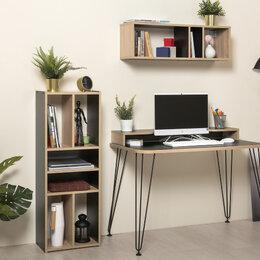 Компьютерные и письменные столы - Стол компьютерный Базис 3 12.66, 0