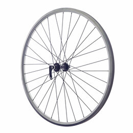 Обода и велосипедные колёса в сборе - Колесо 27.5 переднее под V-brake, 0