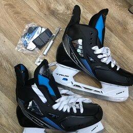 Коньки - Хоккейные коньки true bauer, 0