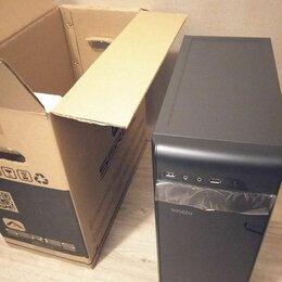 Настольные компьютеры - Системник 16-потоков 2011 E5 RX-570, 0