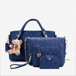 Сумки - Набор женских сумок 4 в 1, 0