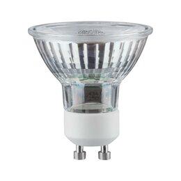 Лампочки - Лампа светодиодная GU10 3,2W 2700K полусфера прозрачная 28409, 0