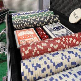 Настольные игры - Покер, 0
