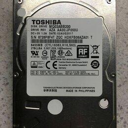 """Жёсткие диски и SSD - HDD Toshiba 2TB 2.5"""" SATA, 0"""