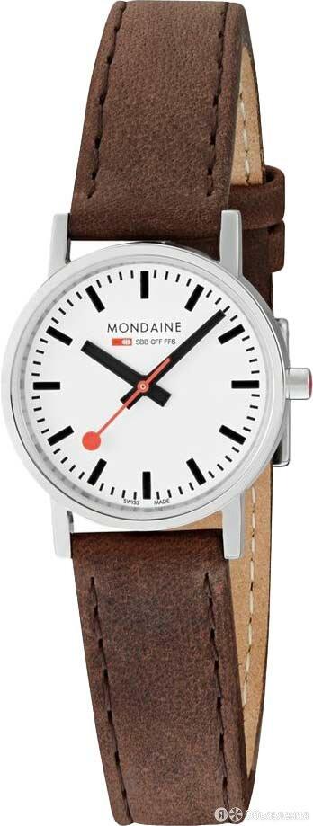 Наручные часы Mondaine A658.30323.11SBG по цене 20000₽ - Наручные часы, фото 0