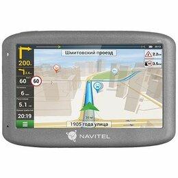 GPS-навигаторы - Навигатор navitel E505 magnetic новый, 0