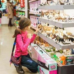 Продавцы и кассиры - Продавец в магазин детских игрушек., 0