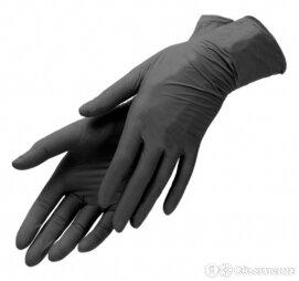 Перчатки нитриловые по цене 4₽ - Средства индивидуальной защиты, фото 0