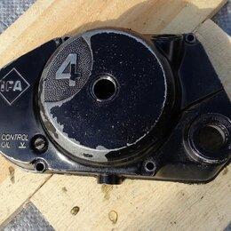 Запчасти  - Крышка сцепления    мопед simson Симсон S51, 0