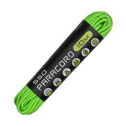 Зажимы - Шнур паракорд 550 Cord nylon 10м green, 0