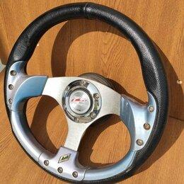 Рулевое управление - Руль спортивный T-Sport, 0