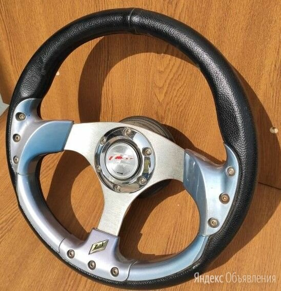 Руль спортивный T-Sport по цене 1000₽ - Рулевое управление, фото 0