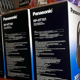 Наушники и Bluetooth-гарнитуры - Panasonic RP-HT161 РСТ новые , 0