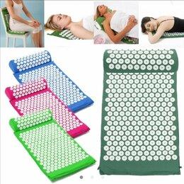 Массажные матрасы и подушки - Акупунктурный массажный коврик acupressure mat, 0