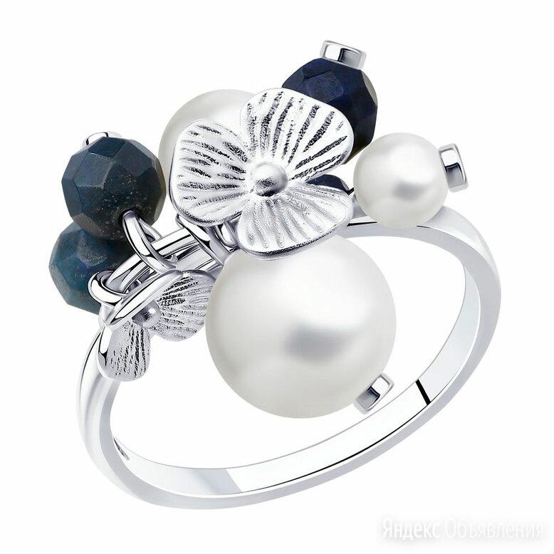 Кольцо SOKOLOV 83010093_s_17 по цене 1430₽ - Кольца и перстни, фото 0